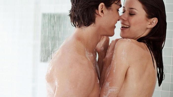 tắm chung