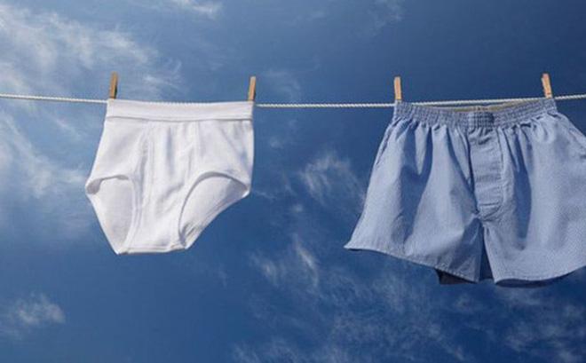 mắc quần lót phù hợp