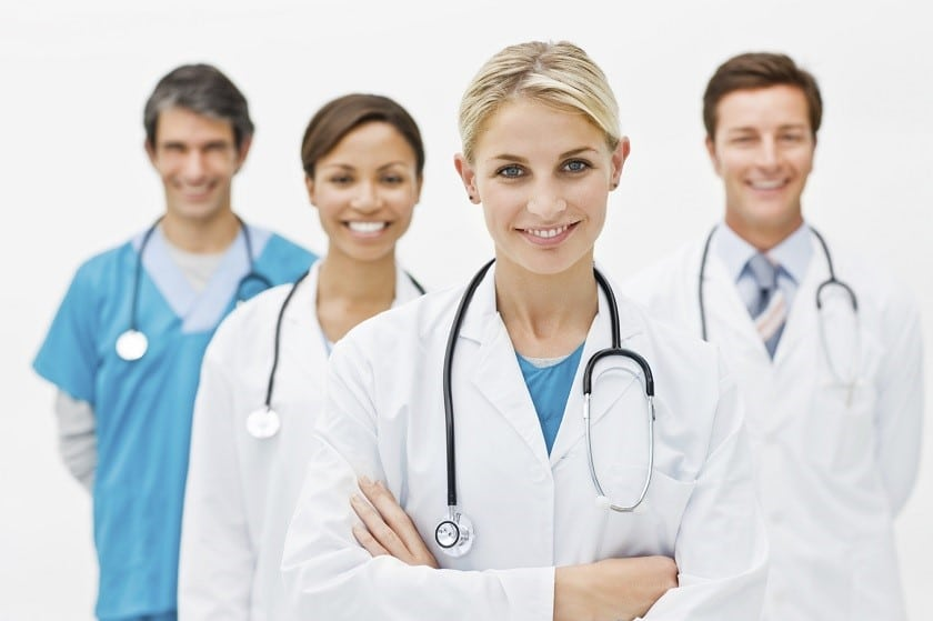 Đội ngũ bác sĩ tay nghề cao