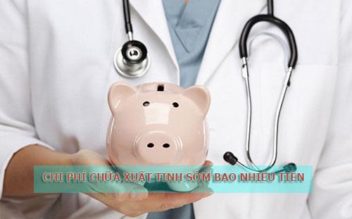 Chi phí chữa xuất tinh sớm