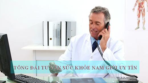 tư vấn sức khỏe nam giới