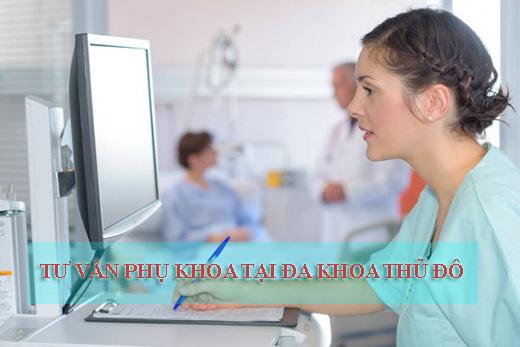 tư vấn phụ khoa